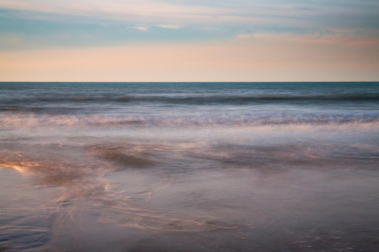Peindre la mer