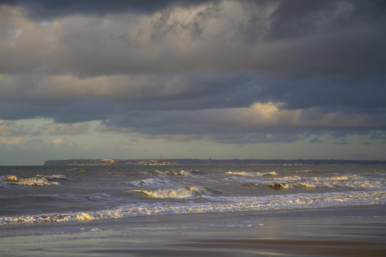 Lumière sur le Havre